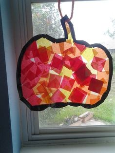 Our son really enjoyed making this pumpkin craft last year as a two year old. Now he's excited to have it sprucing up our house for another season!Saw this fun little idea for a pumpkin craft over at Le Baby Bakery. I had all the supplies except contact paper. I understand that no home school [...]
