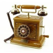 Resultado de imagen para telefonos antiguos de pared
