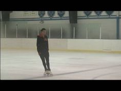 Lutz jump: Watch and learn from our expert how to do the lutz jump, step by step, in this free skating video on doing advanced ice skating jumping.    Expert: Charlene Johnson-Dodge  Bio: Charlene Johnson-Dodge is a professional ice skater who has been skating in shows and competing for eleven years. She currently teaches ice skating at the Clearwater Ice Are...