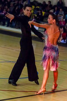 Latin Ballroom | Danças de Salão | Dress