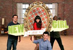 New Girl, good first season, funny, adorable cast, so far so good.  PS. Team Schmidt