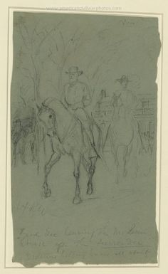 General Lee leaving the McLean house after the surrender. Date Created/Published: 1865 April LOC original medium: 1 drawing on green paper : pencil ; American Civil War, American History, Appomattox Virginia, Virginia History, General Lee, Green Paper, Library Of Congress, Civilization, Picture Photo
