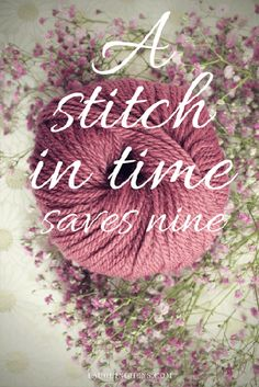 A stitch in time saves 9: learn colourwork tips at Laughing Hens
