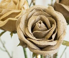 Enjoy three distinct burlap styles included in this assortment: a loose standard weave (shown), a light-tone tight weave, and a darker-tone tight weave.