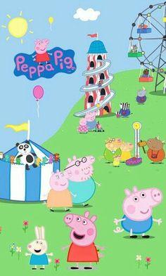 43 Best Peppa Pig Wallpaper images in 2019 | Peppa pig wallpaper