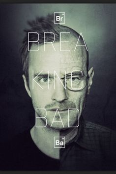 Breaking Bad- this image is really intriguing. Gotta check this show out.