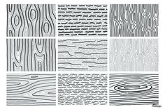 62 Ideas For Wood Texture Vector Graphics Texture Sketch, Texture Drawing, Interior Design Sketches, Sketch Design, How To Draw Wood, Architecture Concept Drawings, Texture Vector, Wood Texture, Hand Illustration