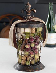 Vineyard Fleur de Lis Potpourri #winelovers