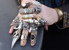 Rings Excessive  Accessories  Chic