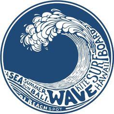 "Wave Kite Surfing Hawaii Bumper Sticker 5"" x 5"" valstick http://www.amazon.com/dp/B00G9WLWSM/ref=cm_sw_r_pi_dp_cdUXwb0NVPDGQ"