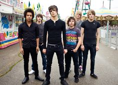 I See Stars; fantastic last yr (2010) @ warped tour; too bad they weren't in Dallas again