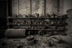 A Country Left In Ruins: Pictures Of Belgium's Abandoned Places pics) Urban Exploration, Abandoned Places, Leaves, Explore, Country, Pictures, Shelving, Bored Panda, Photos