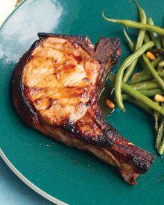 Prime pork chop recipe
