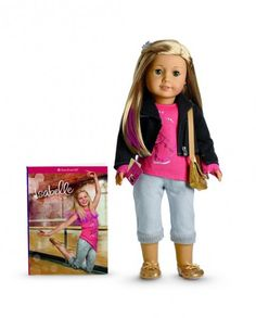Meet Isabelle the 2014 American Girl Doll of the Year