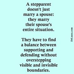the joys of raising a blended family. how to raise a blended family. the chaos of blended family life. Co Parenting. # step Parenting The truth about co-parenting as a stepmom Step Parents Quotes, Mom Quotes, Quotes To Live By, Funny Quotes, Step Kids Quotes, Step Family Quotes, Life Quotes, Living Quotes, Quotes Women