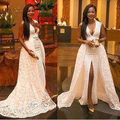 """""""Second dress, anyone? We think Yes!!  @empress_jamila #wedding #glam…"""
