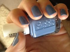 Essie- Barefoot in the Park for Toms