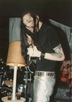 young Marilyn Manson