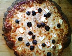 """Crazy Simple No Rise All Wheat Cricket Pizza inspired by our Salud!: """"The Bug Dinner"""" on August 12, 2015."""