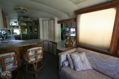Bus Detail FSBO - Bus for Sale Used Bus, Buses For Sale, Detail, Bed, Furniture, Home Decor, Decoration Home, Stream Bed, Room Decor