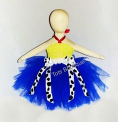 Cowgirl Tutu Dress  Jessie Infant by totsboutique on Etsy, $35.00  Cute easy u could make it yourself