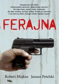 Okładka książki Ferajna