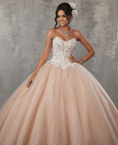 Neutral Color Combinations for your Quinceanera