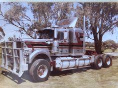 Call us @ for a better today! Big Rig Trucks, Cool Trucks, Diesel Trucks, Western Star Trucks, White Truck, Classic Trucks, Custom Trucks, Cummins, Tractors