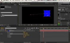 A tutorial on how to control any attribute of a layer using the amplitude of an audio layer.