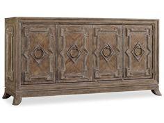Hooker Furniture Melange Pravara Console 638-85166