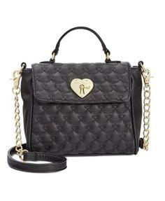 Betsey Johnson Top Handle Mini Bag, Only At Macy's | macys.com