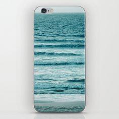 Ocean+Ripples+iPhone+&+iPod+Skin+by+Sandy+Broenimann+-+$15.00