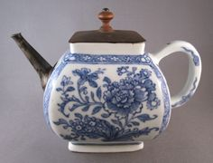 Antique Teapot Repaired Twice | Content in a Cottage