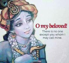 I have never felt so good in my life. Radha Krishna Love Quotes, Cute Krishna, Lord Krishna Images, Radha Krishna Pictures, Radha Krishna Photo, Krishna Photos, Krishna Art, Radhe Krishna, Jai Shree Krishna