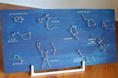 Items similar to Constellation Guide on Etsy. , via Etsy.