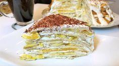 Домашний рецепт: блинный торт