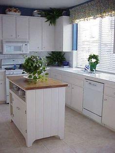 Kitchen Island In Small Kitchen 48 amazing space-saving small kitchen island designs | island