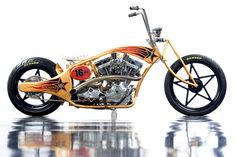Rooke Customs - Rockstar bike