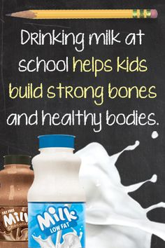 With 9 essential nutrients, milk is one of the most nutrient-rich beverages children can choose.
