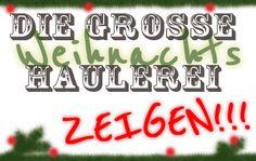 Die große Weihnachts Haulerei http://www.magi-mania.de/die-grose-haulerei-im-dezember-2012/