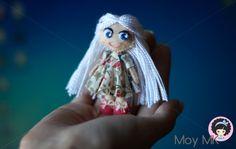 Куколка из фетра своими руками. Шьем и играем | МОЙ МК - идеи из фетра, ниток и бумаги