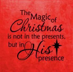 DId you receive your Christmas presence?