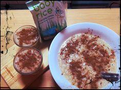 Io Healthy Kitchen : Arroz doce - versão mais saudável