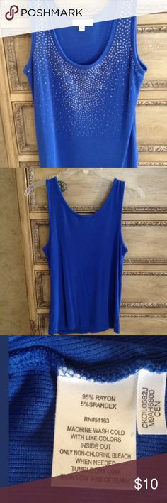 Calvin Klein blouse Pre-owned beautiful blouse in good condition Calvin Klein Tops Blouses