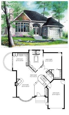 47 adorable free tiny house floor plans 44 ~ Design And Decoration