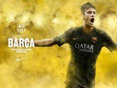 #Neymar #fc barcelona #barça #football #futbol