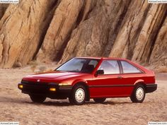 Honda Accord Hatchback (1987)