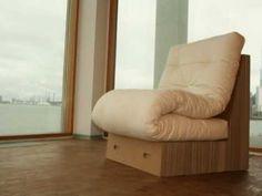 eco - cardboard furniture - YouTube