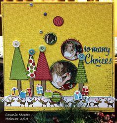 Christmas LO - Scrapbook.com