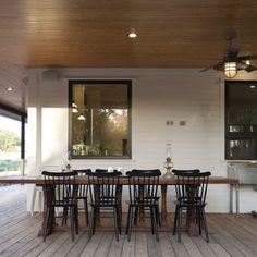 Farmhouse Porch - farmhouse - porch - austin - Rauser Design